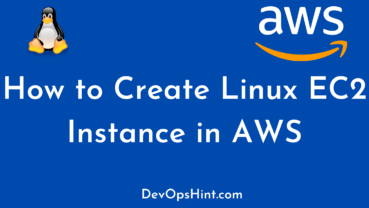 How to Create Linux EC2 Instance in AWS